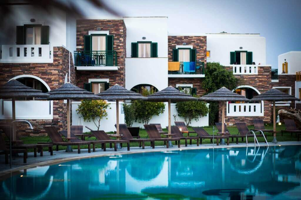 Aegean palace 3 brothers hotel in naxos plaka - Hotel giardini naxos 3 stelle ...